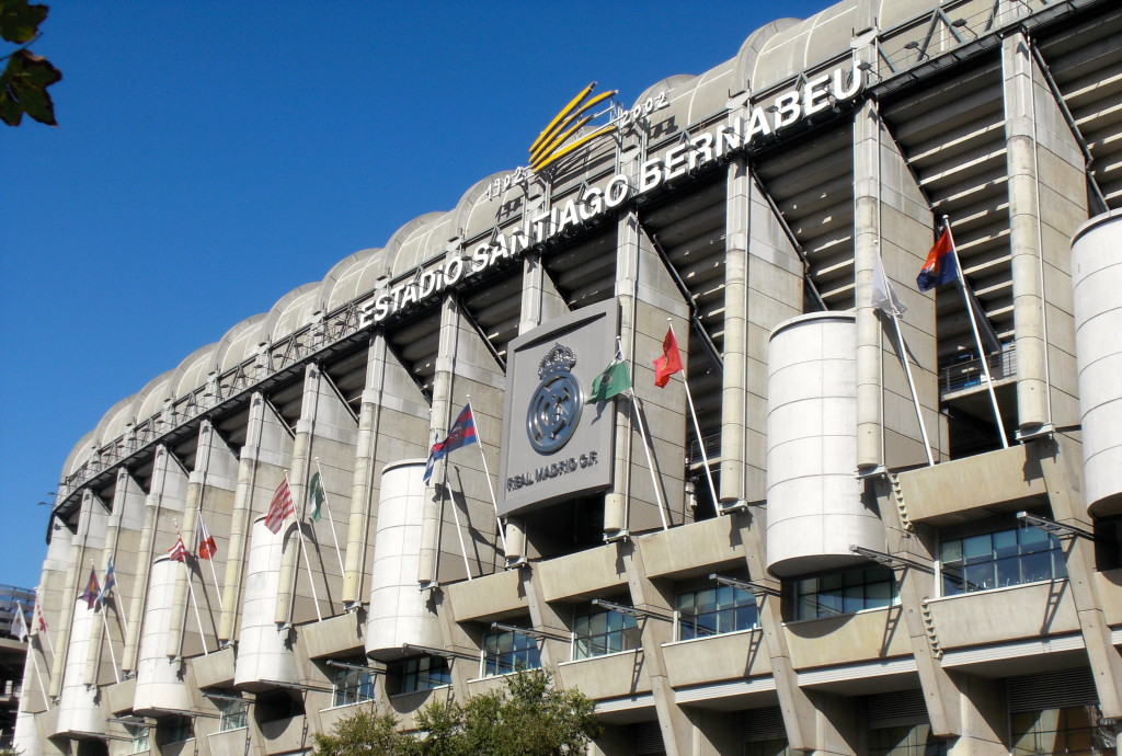 madrid stadion