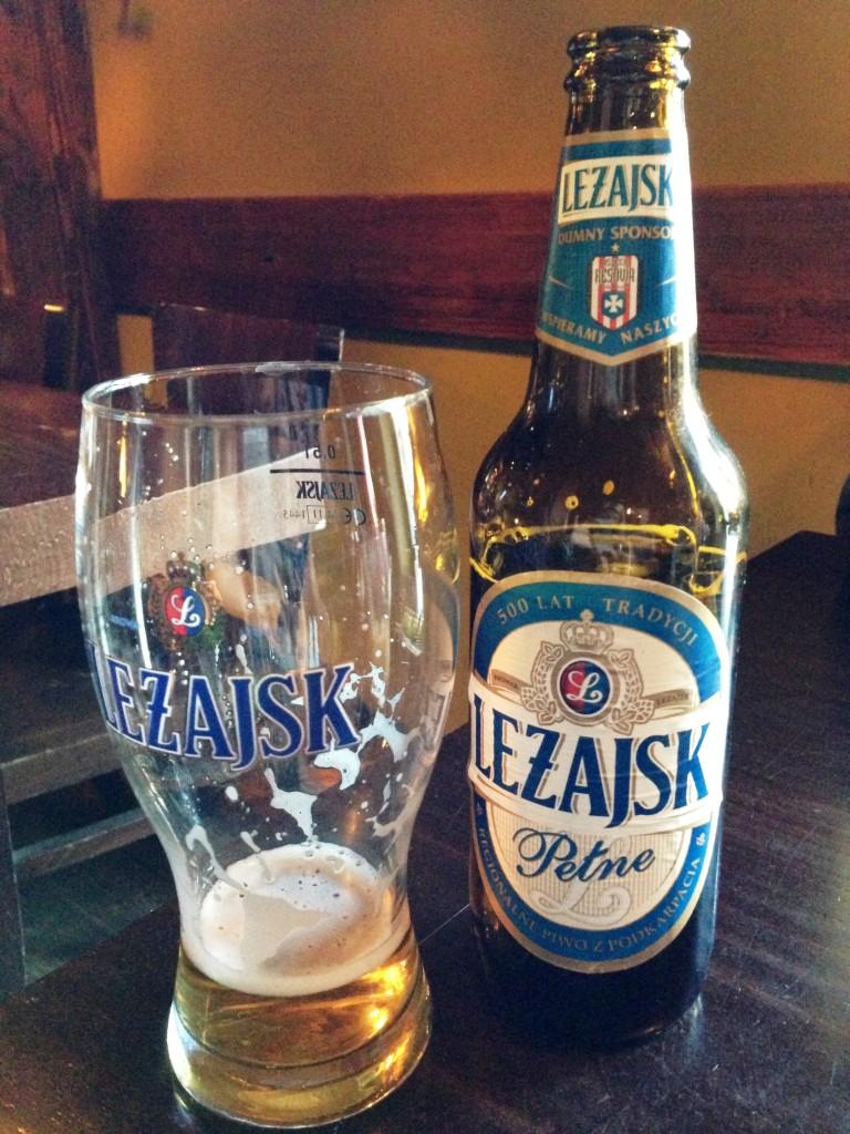 Pools bier