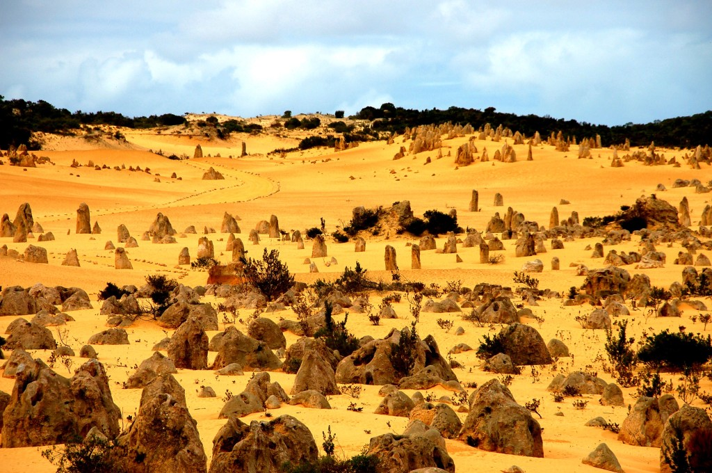 Pinnacles dessert