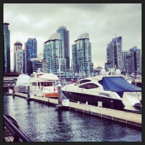 Jachthaven van Vancouver