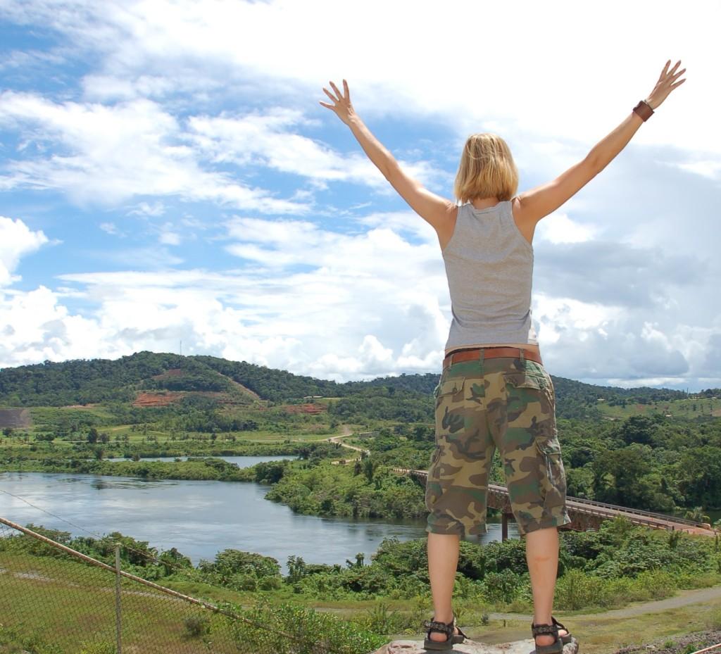 Mijn favoriete legershort die verboden is in Trinidad en Tobago