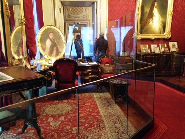 Het Sissi museum