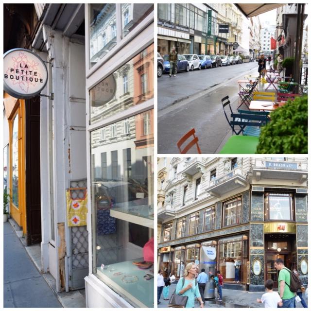 Shoppen in Wenen