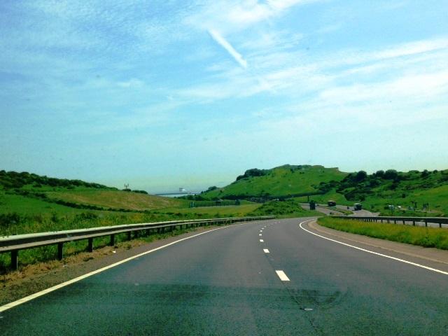 Rijden in Engeland