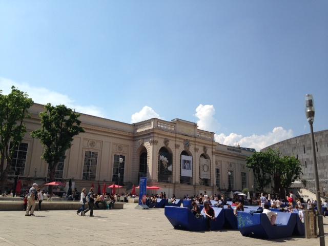 Het Museumsquartier