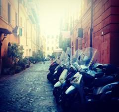De sfeervolle straatjes van Travestere