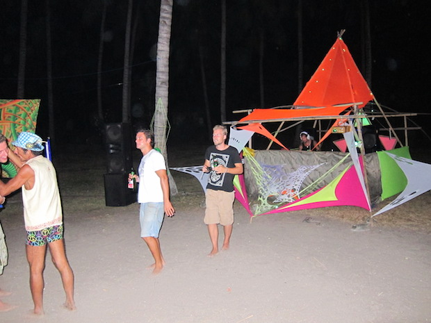 Gili Air - Indonesie - Space Bar