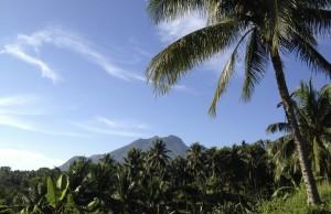 Camiguin vulkaan