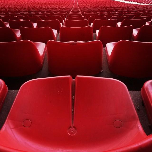 zitplaatsen stadion rode ster belgrado