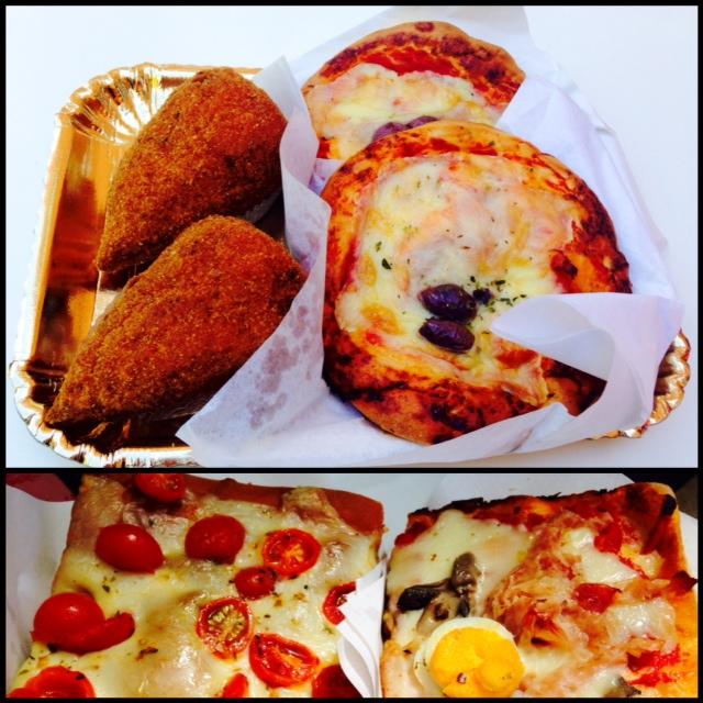 Siciliaanse Snack