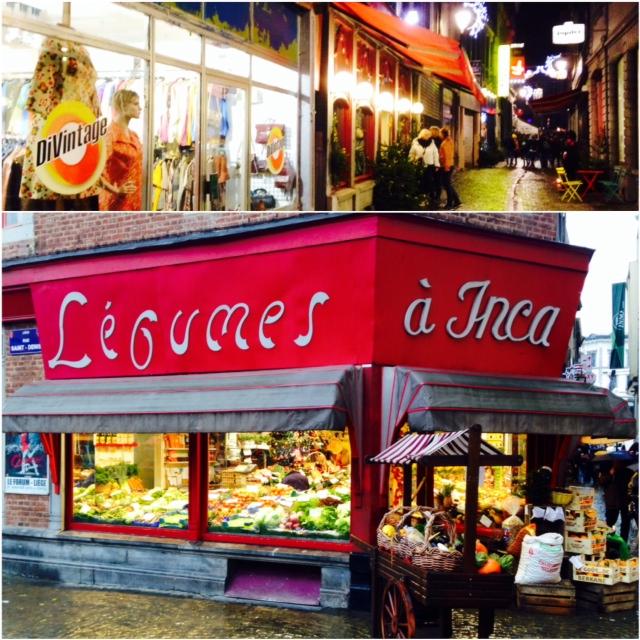 Winkelen in Luik