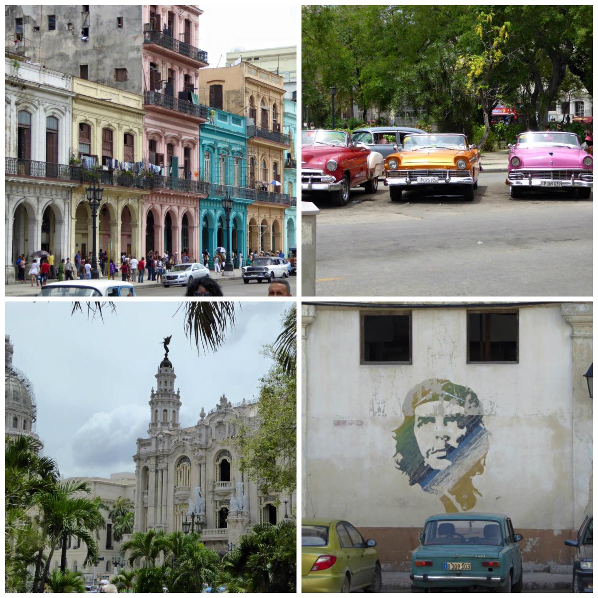 collage Cuba