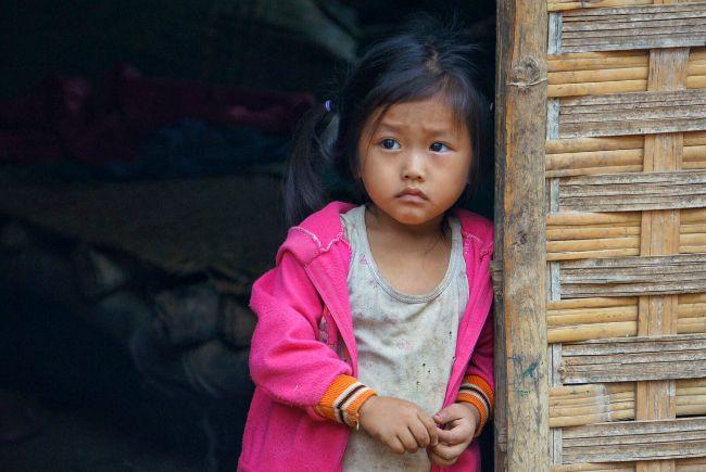 Meisje uit Ban HouaHoy