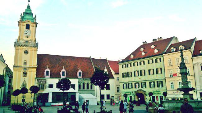 Plein Bratislava