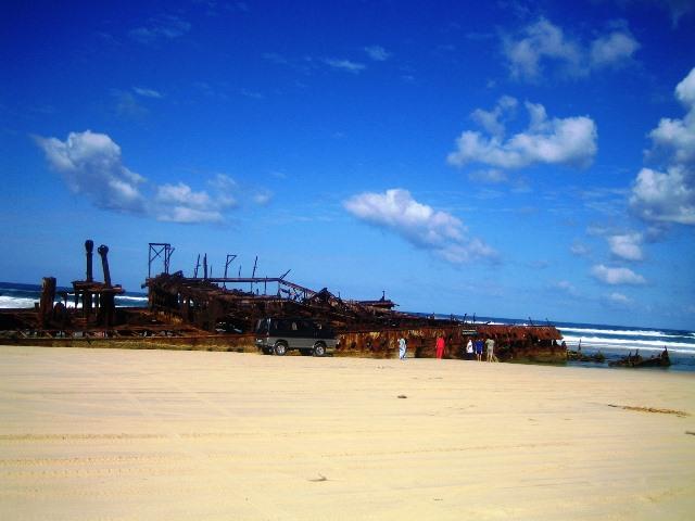Shipwreck Fraser