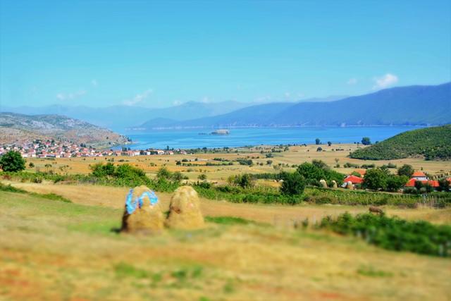 Het Prespa meer