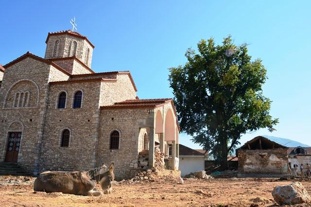 De dorpjes van Albanië