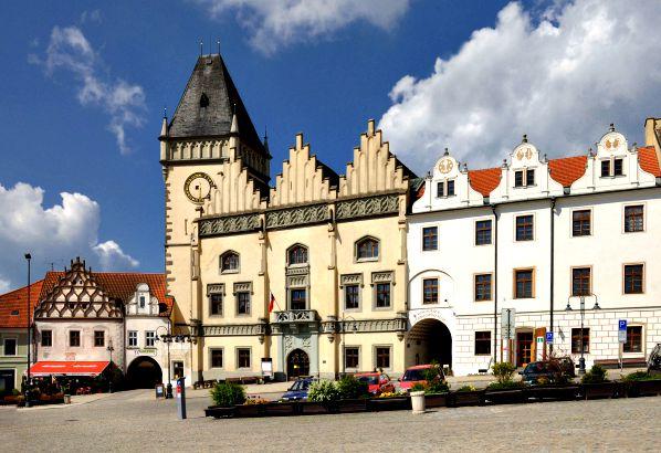 De stad Tabor. Credits: Ladislav Renner