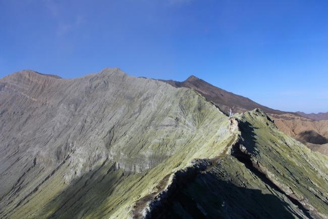 10 Crater Bromo vulcano sunrise