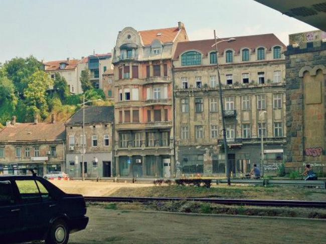 Armoede Belgrado