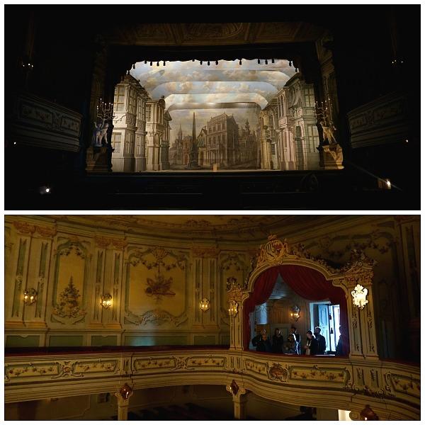 Barok theater Kasteel Český Krumlov