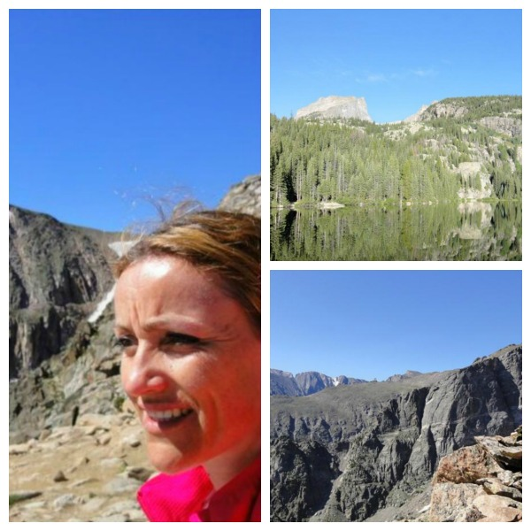 Collage Mount Evans