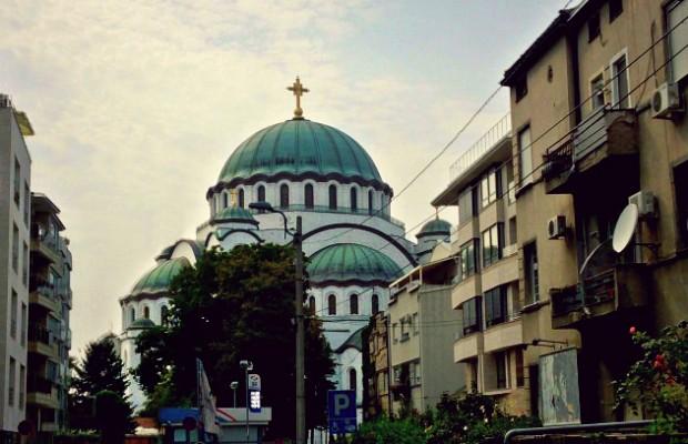 Kathedraal Belgrado