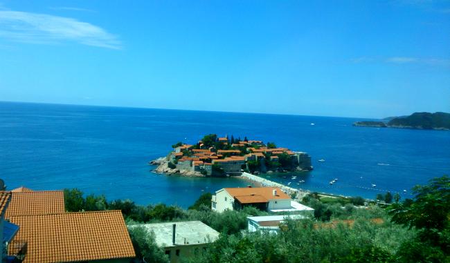 Stadje Montenegro