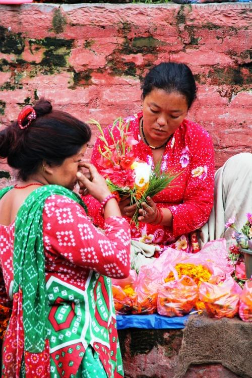09 Nepal - Kathmandu oude deel