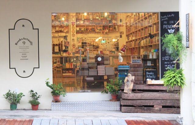 Bookshop Tiong Bahru