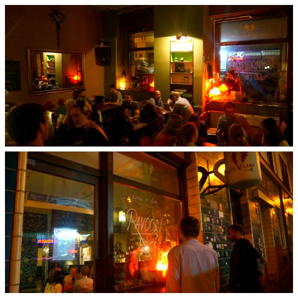 Cafe V Lese Praag