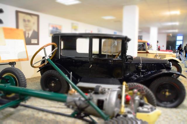 Collectie Tatra museum