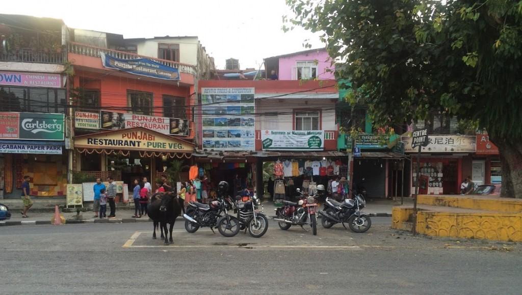 Nepal voorbereiding