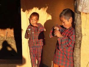 Sankhu in Nepal