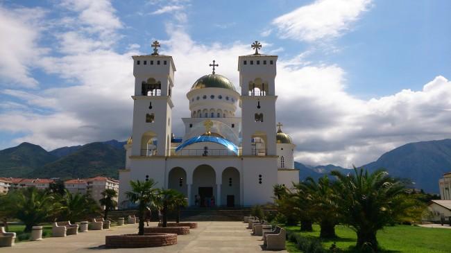 St Jovan tempel Bar