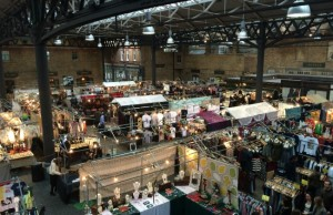 Gezellige markten voor citytrip naar Londen