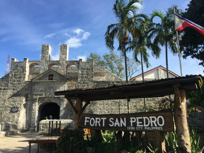 02 Fort San Pedro