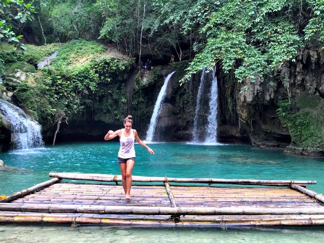 03 Kawasan Waterfalls