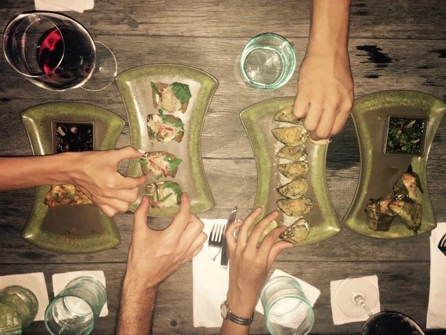 1. Sardines Seminyak