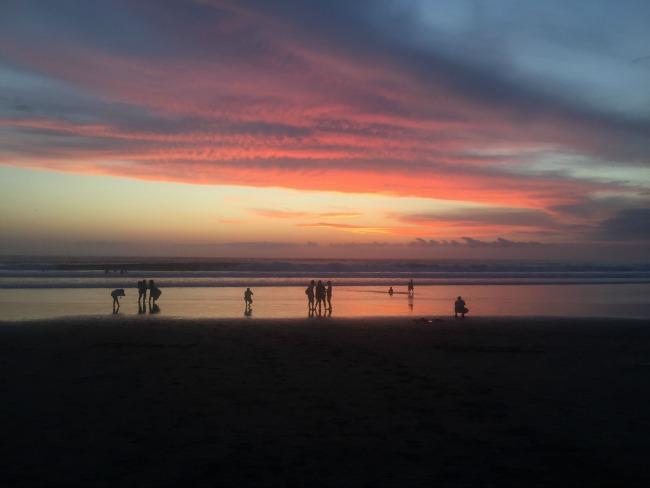 3. La Plancha Sunset