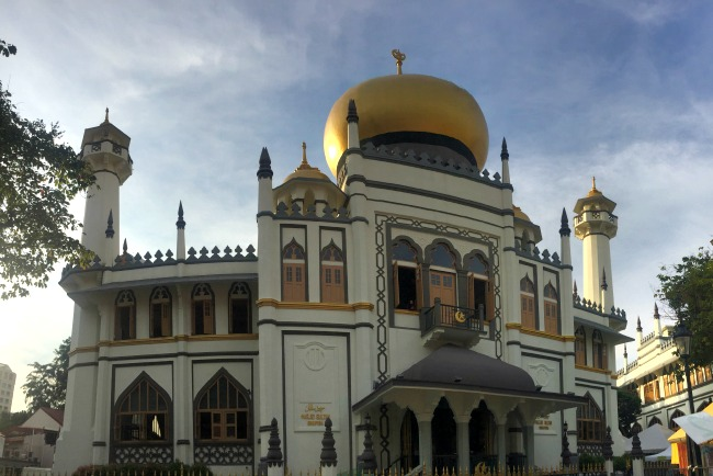 Masjid Sultan Mosk
