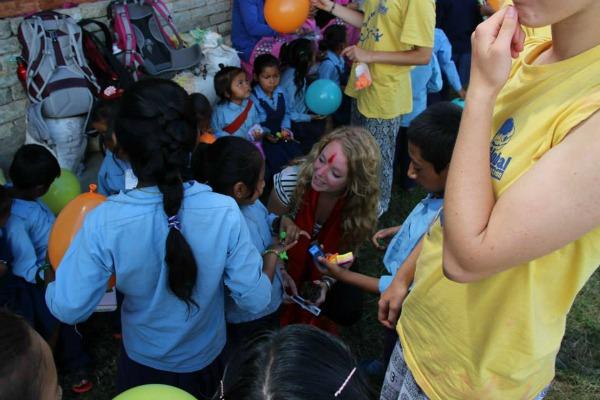 Nepal vrijwilligerswerk