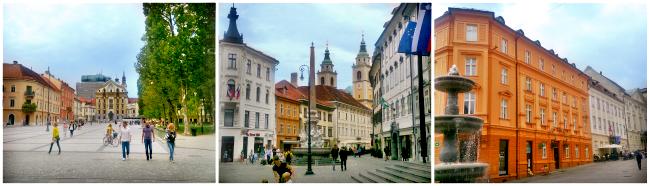 Pleinen Ljubljana