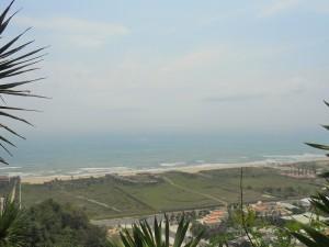 Uitzicht Monkey Mountain