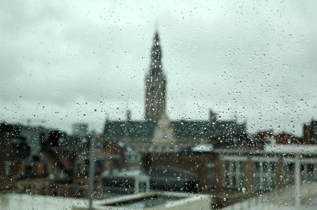 Universiteitsbibliotheek en bibliotheektoren Leuven