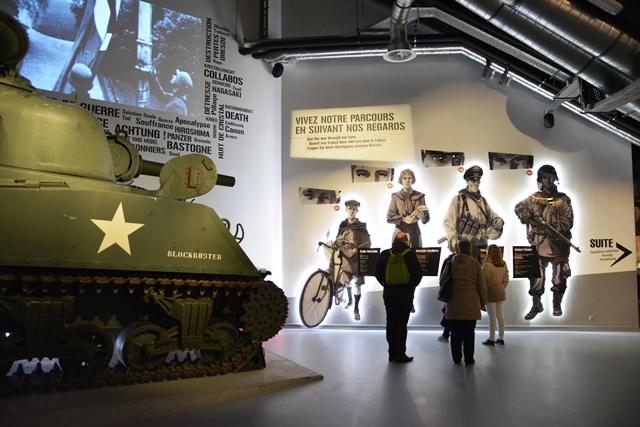 Het Bastogne War museum
