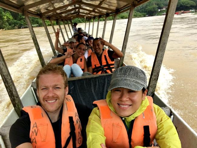 Boat Taman Negara Malaysia