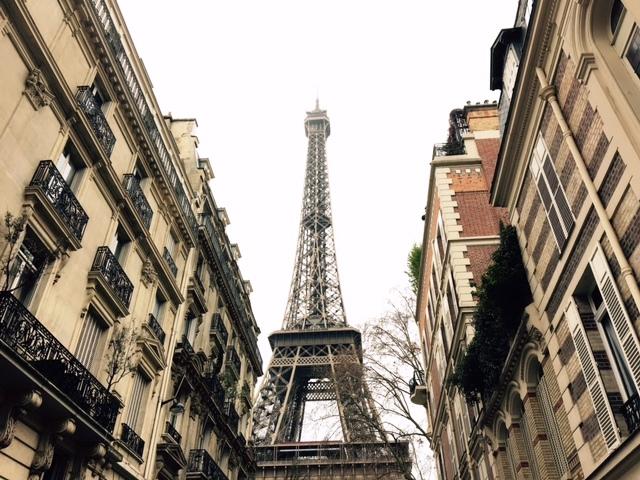 De Eiffel toren
