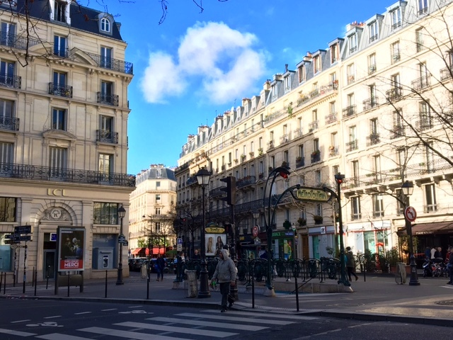 Le Marais Parijs