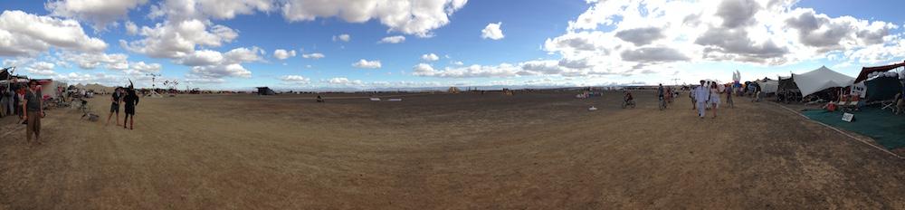 Panorama van de Binnekring